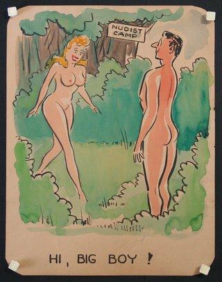 Nudist vintage Nudist: 167