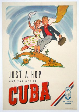 Just A Hop and You Are in Cuba