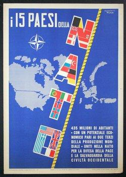 i 15 Paesi della NATO