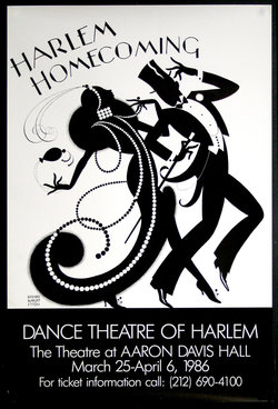 Dance Theatre of Harlem  - Harlem Homecoming 1986