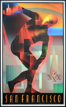 San Francisco 2012 Olympics