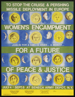 To Stop the cruise & Pershing ....... Women's Encampment for a Future of Peace & Justice