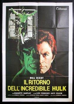 il Ritorno dell' Incredibile Hulk (2)