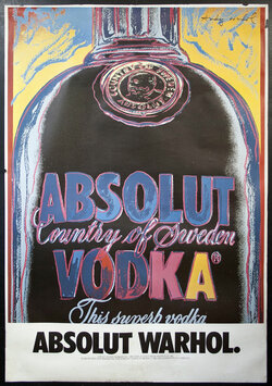 Absolut Warhol Absolut Vodka