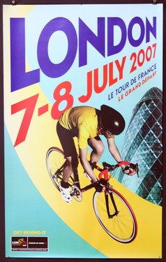 Tour de France - London, July 2007 (2)