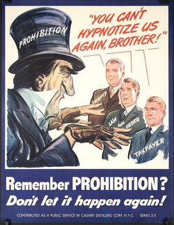 You Can't Hypnotize Us Again, Brother! - Remember Prohibition?  Don't let it happen again!