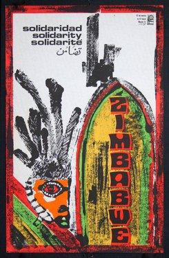 Solidaridad - Solidarity - Solidarite - Zimbabwe (Ospaaal)