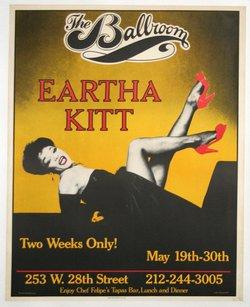 The Ballroom - Eartha Kitt