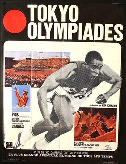 Tokyo Olympiades (1) (Olympics)