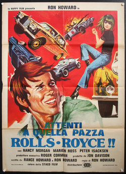 Attenti a Quella Pazza Rolls Royce!! - Grand Theft Auto
