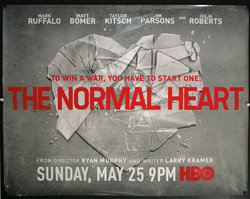 The Normal Heart - Gay Activist Larry Kramer Dies