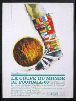 La Coupe du Monde de Football 66  (Goal)