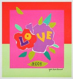 Yves Saint Laurent - Love 2001 - YSL