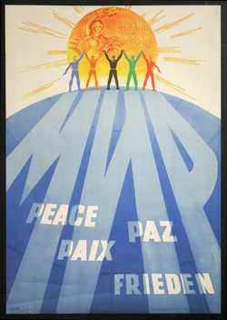 Po 2025 Peace - Russian Olypmics 1980