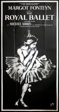 Margot Fonteyn in the Royal Ballet (2)