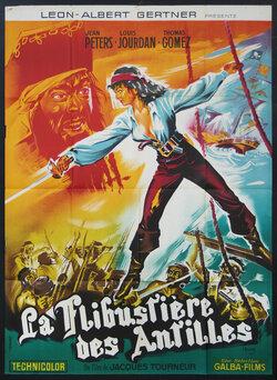La Flibustiere Des Antilles. (Anne of the Indies)