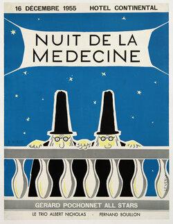 Nuit de la medecine