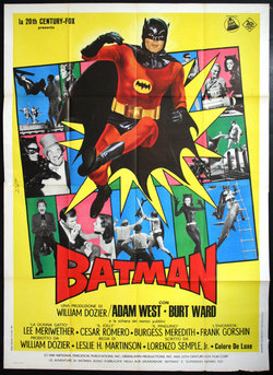 Batman (2)  (Italian) - BATMAN TURNS 80